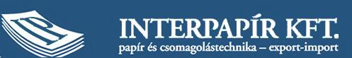 Interpapír Kft. Logo